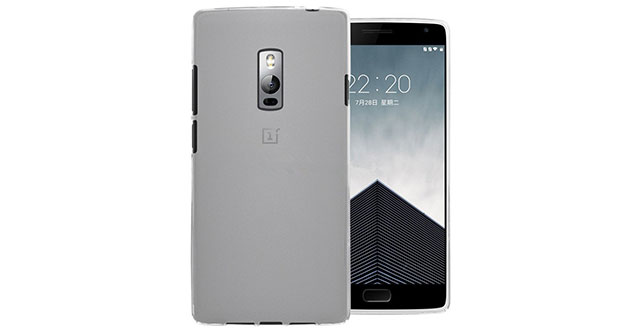 07.-Monoy-Nature-0.6mm-Slim-Crystal-Whit-TPU-Soft-Case-Shell-for-OnePlus-2