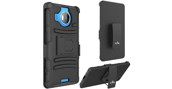 06.-LK-Heavy-Duty-Dual-Layer-Armor-Holster-Defender-Full-Body-Protective-Hybrid-Case-Cover-with-Belt-Clip-for-Microsoft-Lumia-950-XL
