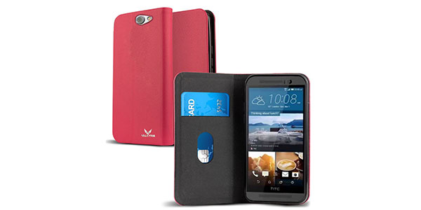 10.-VALKYRIE-HTC-One-A9-Flip-Slim-Wallet-Case-For-HTC-One-A9-with-Card-Slot-Flip-Cover-and-Stand-Feature